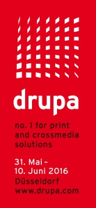 DRUPA 2016 - Our online showroom is already open