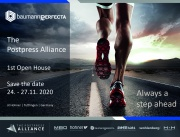 Save the date - 1. Open House der Postpress Alliance - Open House der Postpress Alliance - Save the date