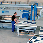 The book-binder�€�s future is the processing of large-format materials