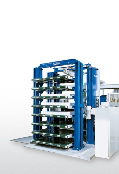 Baumann Storage Rack BMR