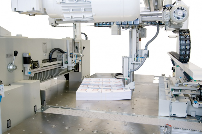 Automatic Positioning System BDG